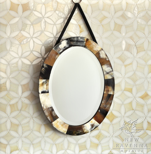 Fiona Jewel Glass Mosaic