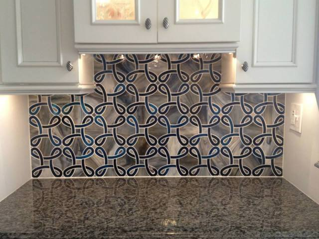 Tang Backsplash
